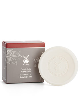 Shaving soap from MÜHLE, with Sandalwood