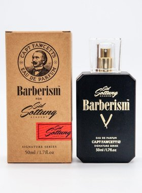 Парфюм Barberism на Captain Fawcett