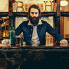 Вакса за Мустаци Ricki Hall Booze & Baccy Moustache Wax Специална Серия